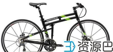 1616119268-4eeb7df685323bc.jpg-插件-美国Montague公司尝鲜3D打印技术 推出3D打印的可折叠自行车