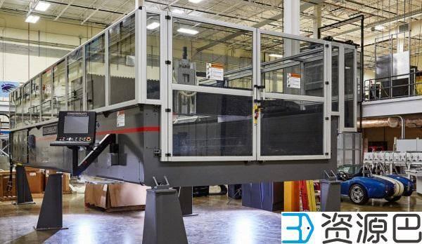美国能源部AMO用3D打印制造出13米长风力涡轮叶片模具插图3