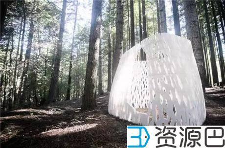 """""""住进高科技里"""" 盘点全球七大3D打印实体建筑插图3"""