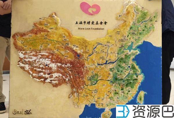 逆天3D打印史上最大的中国地图插图19
