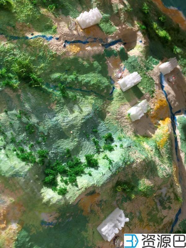 逆天3D打印史上最大的中国地图插图13