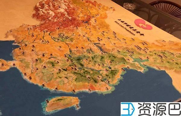 逆天3D打印史上最大的中国地图插图17
