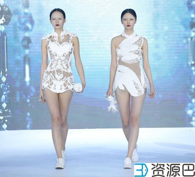 1617242465-04f9d7f124e3a4f.jpg-插件-美得不要不要的 全球首款3D打印旗袍惊艳亮相