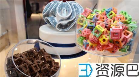 1617242471-21d19b231b86282.jpg-插件-黑暗料理还是美味大餐 3D打印食品长什么样