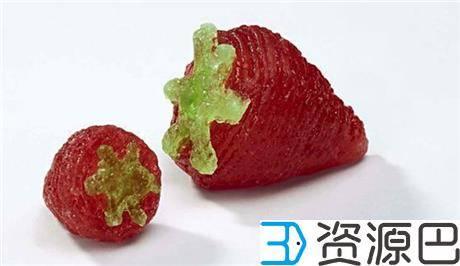 1617242471-3e2cc133ab6eb4b.jpg-插件-黑暗料理还是美味大餐 3D打印食品长什么样