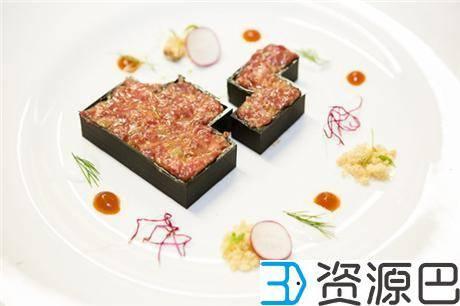 1617242471-c5719d388ed8085.jpg-插件-黑暗料理还是美味大餐 3D打印食品长什么样