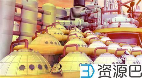 1617847270-8fe640ace1419df.jpg-插件-印尼建筑师欲在莫哈维沙漠3D打印火星城市栖息地原型