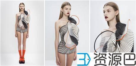 1617933671-7f00e5672646641.jpg-插件-3D打印技术在服装行业的应用 高定私服不是梦