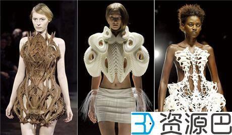 1617933671-d65d6656552992b.jpg-插件-3D打印技术在服装行业的应用 高定私服不是梦
