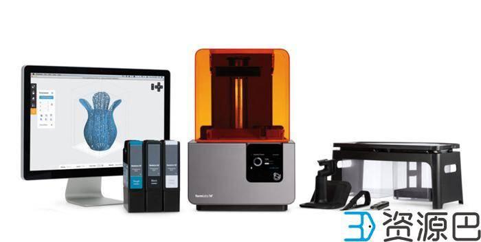 知名3D打印机生产商Formlabs获3500万美元风投插图1