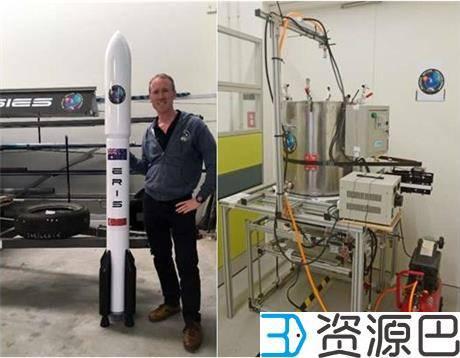 世界首次使用3D打印燃料的火箭在澳大利亚成功发射插图1