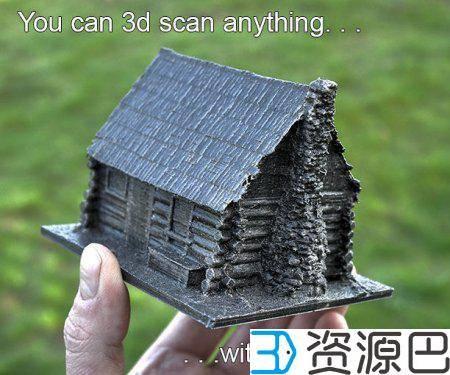 教您用手机制作可3D打印数字模型插图1