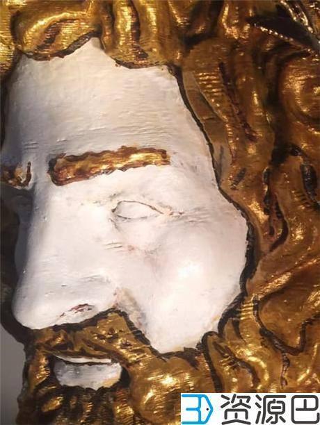 1618797670-34010954976a1c1.jpg-插件-博物馆携手Stratasys 3D打印世界七大奇迹之宙斯神像复制品
