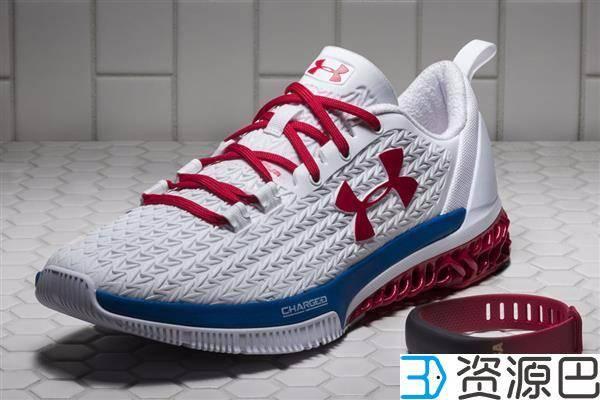 奥运冠军菲尔普斯定制3D打印运动鞋插图7