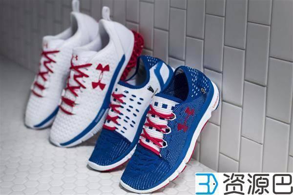 奥运冠军菲尔普斯定制3D打印运动鞋插图3