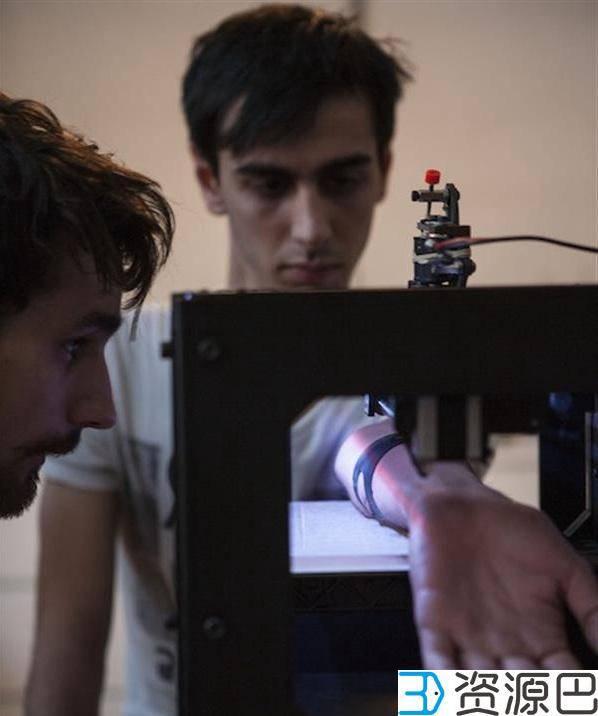 精准而优雅:3D打印机变身智能纹身机插图1