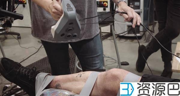 精准而优雅:3D打印机变身智能纹身机插图3