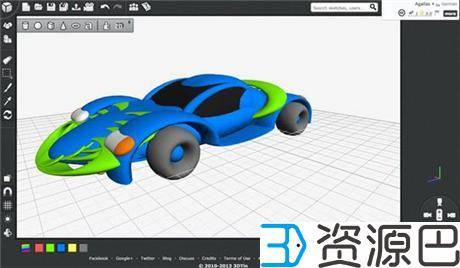 1619661666-114c02273dc5338.jpg-插件-盘点十款评价最高的免费3D建模软件 3D打印必备利器(下篇)