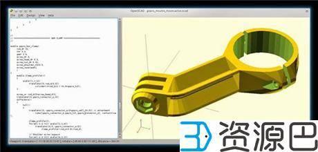 1619661666-5a2796b4b484214.jpg-插件-盘点十款评价最高的免费3D建模软件 3D打印必备利器(下篇)