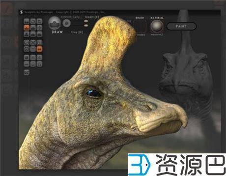 1619661666-91ca274f1b602a2.jpg-插件-盘点十款评价最高的免费3D建模软件 3D打印必备利器(下篇)